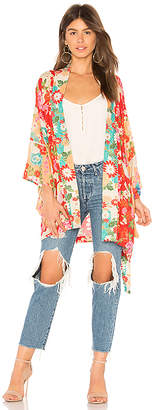 Spell & The Gypsy Collective Delilah Patchwork Kimono