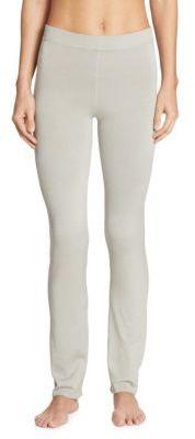 La Perla New Silk Soul Stretch Pants $600 thestylecure.com