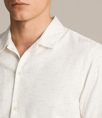 AllSaints Eugene Short Sleeve Shirt
