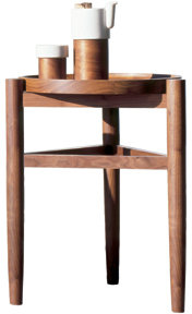 De La Espada 433 Luna Tray Side Table