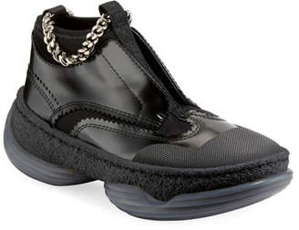Alexander Wang A1 Slip-On Oxford Sneakers