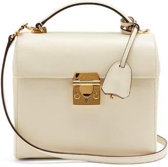 Mark Cross Sara saffiano-leather bag