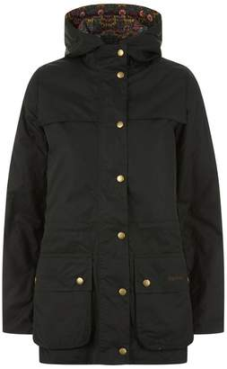 Barbour Blaise Liberty London Waxed Jacket