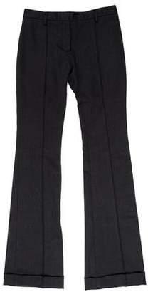 Balenciaga Mid-Rise Flared Pants