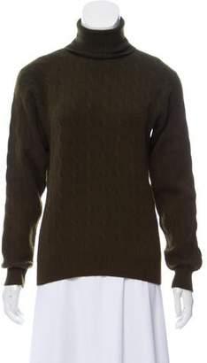 Ralph Lauren Medium Weight Cashmere Turtleneck