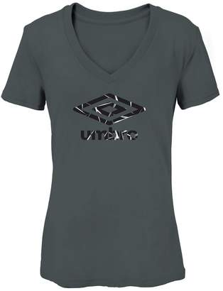 Umbro Women's Foil Logo Graphic Tee