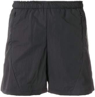 Cottweiler stripe detail running shorts