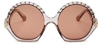 Chloé Women's Round Sunglasses, 56mm