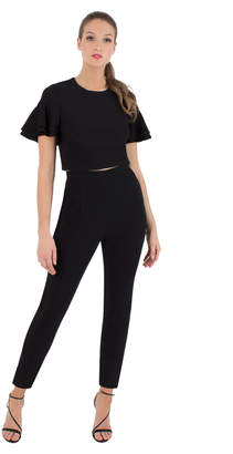 Black Halo Syon Two Piece Jumpsuit