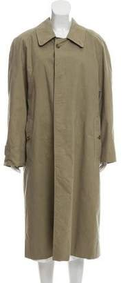 Burberry Double-Lined Trench Coat