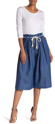 Style Rack High Waist Culotte Pants
