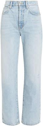 Slvrlake Denim London Ankle Crop Jeans