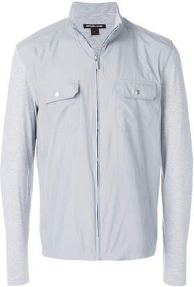 Michael Kors lightweight zip jacket