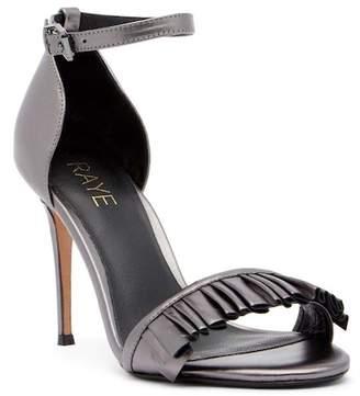 Raye Belle Leather Stiletto Sandal
