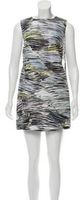 Kenzo Sleeveless Shift Dress Sleeveless Shift Dress