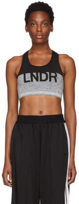 Lndr LNDR グレー Cadet スポーツ ブラ