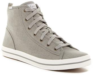 Keds Kickstart High-Top Sneaker $55 thestylecure.com