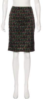 Roseanna Floral Knee-Length Skirt w/ Tags