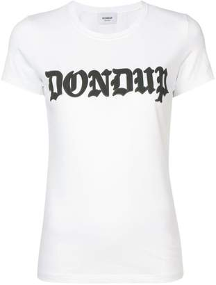 Dondup classic logo T-shirt