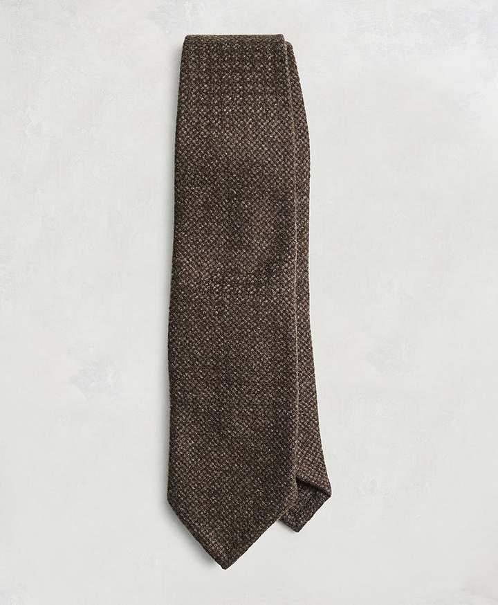 Brooks Brothers Golden Fleece® Textured Wool Tie