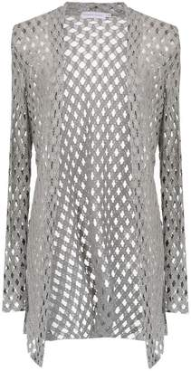 M·A·C Mara Mac long knitted cardigan