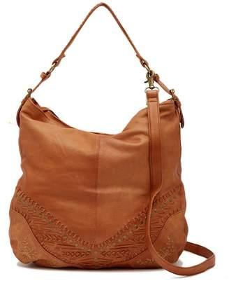 DAY Birger et Mikkelsen & Mood Oak Leather Detail Hobo Bag