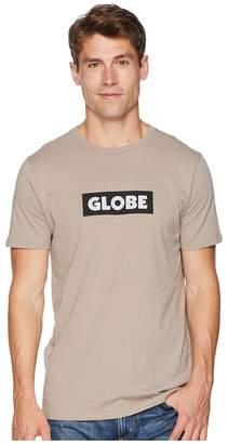 Globe Box Tee Men's T Shirt