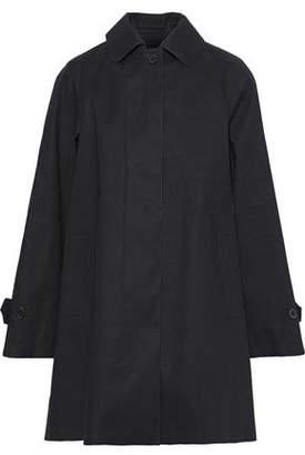 MACKINTOSH Convertible Bonded Cotton Trench Coat
