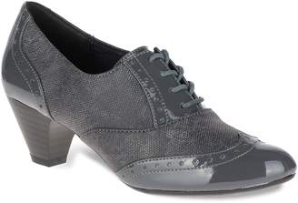 Hush Puppies Soft Style By Soft Style by Gianna Women's Wingtip High Heels