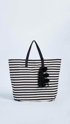 JADEtribe Valerie Bucket Beach Bag