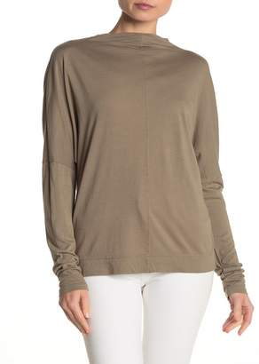 Michael Stars Mock Neck Dolman Sleeve Sweater