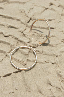 Urban Outfitters Cocoa COCOA & Exclusive Hollow Hoop Earring