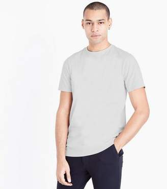 New Look Pale Grey Crew Neck T-Shirt