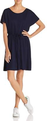 French Connection Ravenna Drawstring Shift Dress