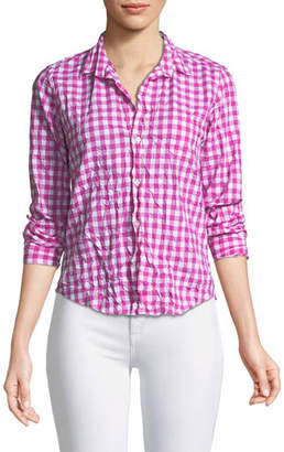 Frank And Eileen Barry Gingham Button-Down Shirt
