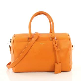 Saint Laurent Duffle leather crossbody bag