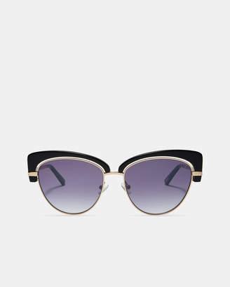 Ted Baker CATTISE Cat eye sunglasses