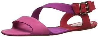Schutz Women's Colorblock Sandal