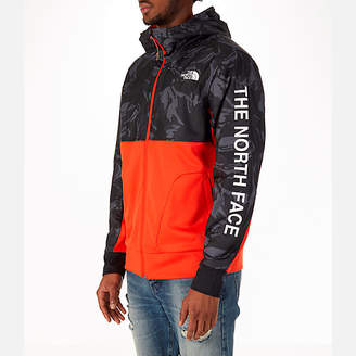 The North Face Inc Men's Train N Logo Full-Zip Hoodie