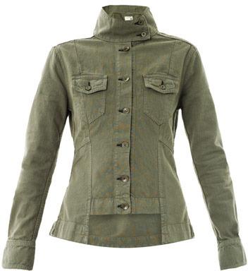 Rag and Bone Rag & Bone Chamberlain cotton army jacket