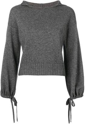 Vince balloon sleeve sweater