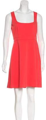 RED Valentino Bow-Accented A-Line Dress