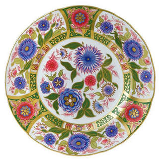 Royal Crown Derby Kyoto Garden Salad Plate