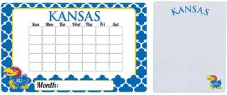 Kansas Jayhawks Dry Erase Calendar & To-Do List Magnet Pad Set