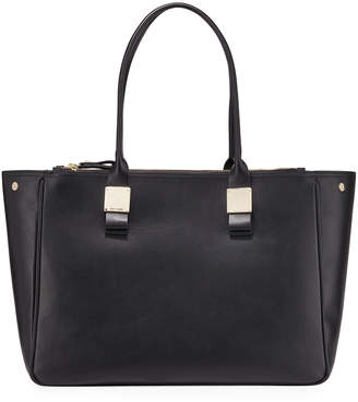 Cole Haan Tali Large Leather Tote Bag