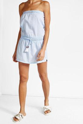 Heidi Klein Cotton Bandeau Dress $179 thestylecure.com