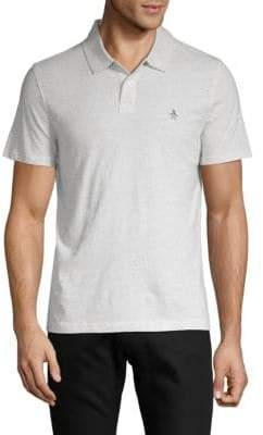 Original Penguin Nep Short-Sleeve Cotton Polo