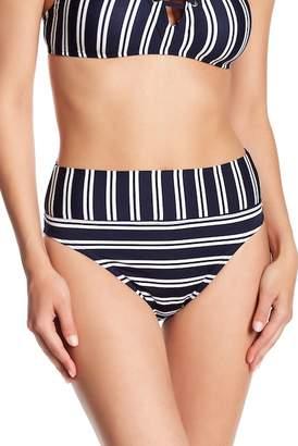 Nautica Striped High Waisted Core Bottoms