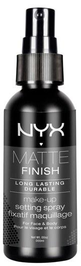 NYX 'Matte Finish' Makeup Setting Spray