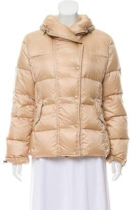 Max Mara Weekend Quilted Puffer Coat